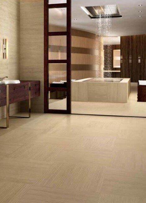 Italon Travertino Floor