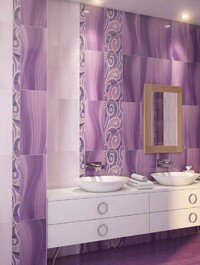 Gracia Ceramica Arabeski Purple