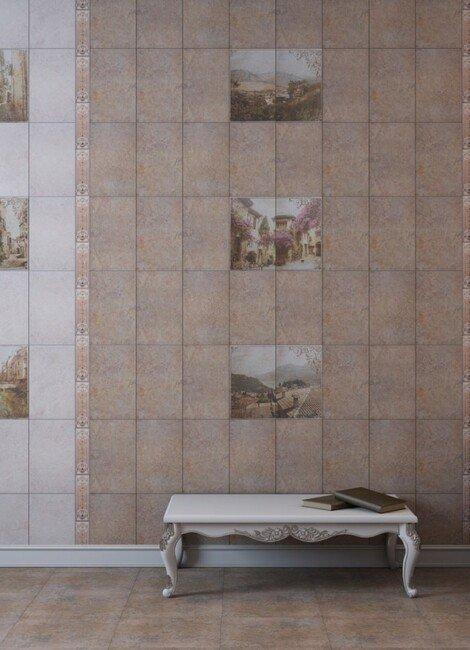 Плитка палермо керамин в интерьере фото