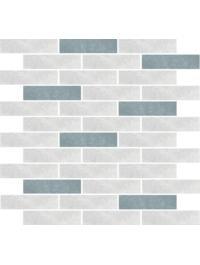 Mosaic Rhombus Blue