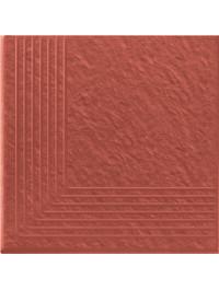 угловая Simple red 3-d
