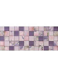 Aquarelle lilac wall 03 250х600