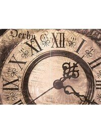 Clock P2-2D176