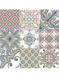 Eclipse Ornament Floor