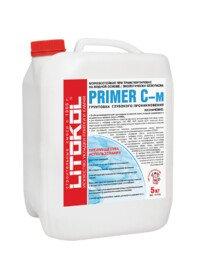 грунтовка LITOKOL Глубокого проникновения PRIMER  C-м 5 кг