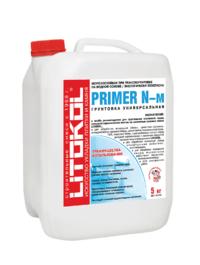 грунтовка LITOKOL Универсальная PRIMER N-m 5 кг