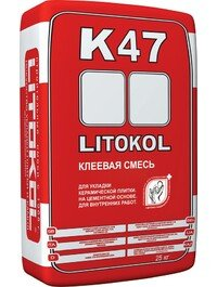 клей LITOKOL К47 25 кг