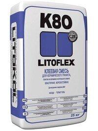 клей LITOKOL К80 25 кг