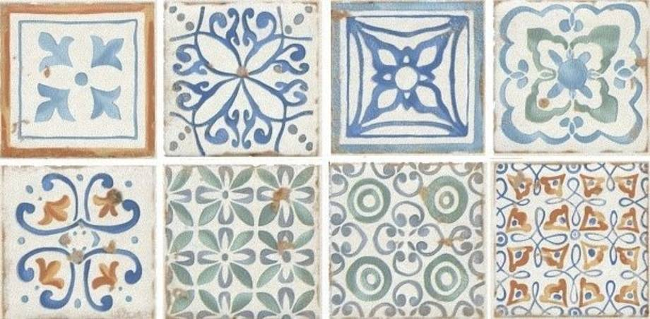Ceramic tile inserts