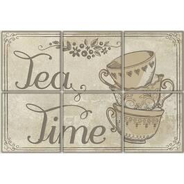 Vintage Voyage Tea Time